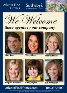 Welcome to Atlanta Fine Homes Sotheby's International Realty