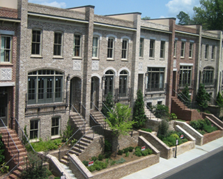 Decatur Brownstones