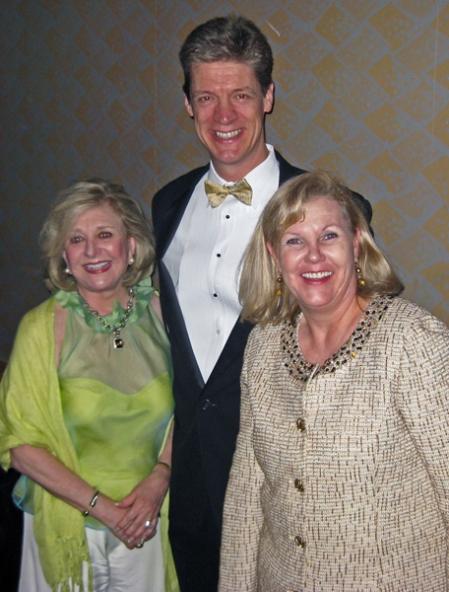 Jenny Pruitt, David Boehmig, and Tina Hunsicker