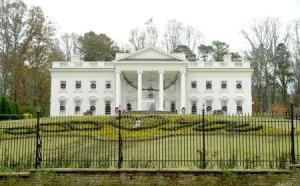 White House for sale on Briarcliff Road