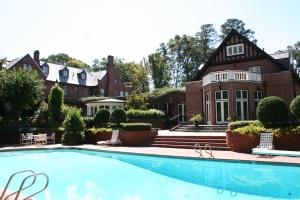 Pool at 2900 Andrews Drive