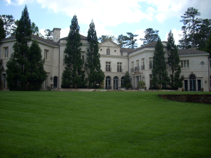 Descante in Buckhead on Tuxedo Road. Significant Sales in Atlanta 2009   Atlanta Fine Homes Sotheby s
