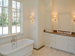 Main Level Master Bathroom at 1480 West Wesley