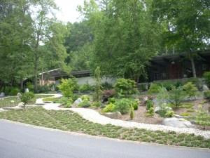 Robert Green Designed Modern Home in Dekalb County