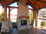 Stonecrest Outdoor Community Fireplace