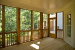 785 Moores Mill ~ Screened Porch