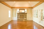 785 Moores Mill ~ Stone Fireplace