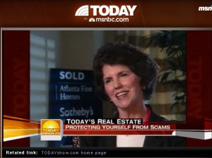 Carol Dean Davis featured on the TODAY show.
