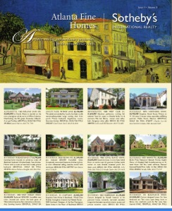 Atlanta Fine  Homes Sotheby's International Realty Featured Homes