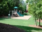 Backyard w/playground