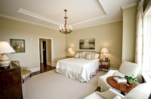 Master Bedroom at The Aberdeen