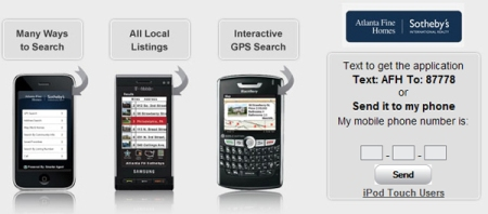 Mobile Real Estate Application for Smart Phones