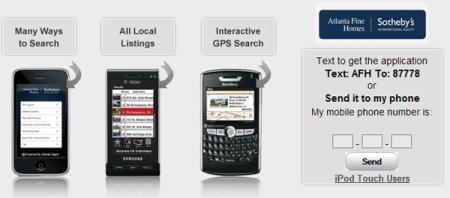 Mobile Real Estate Application for Smart Phones