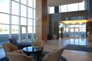 Lobby and Terrace
