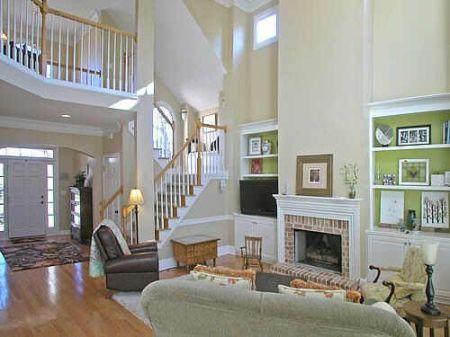 3214 Millwood Trail Living Room