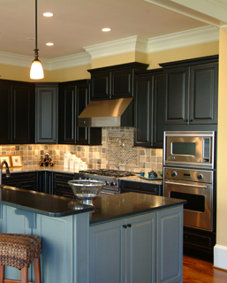 Brownstones at Honour ~ Kitchen