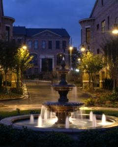 Brownstones at Honour Fountain