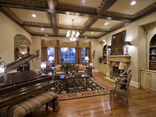 Featured Home Magnificent Old World Architecture Rhonda