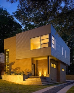 Harris/Carroll Residence; Architect, TaC Studios-2010 Modern Atlanta Home Tour