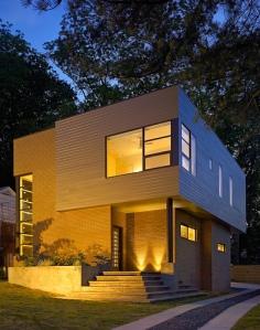 Harris/Carroll Residence; Architect, TaC Studios-2010 Modern Atlanta Home Tour