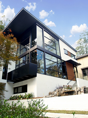 The 2010 modern atlanta home tour is here atlanta fine Modern houses in atlanta