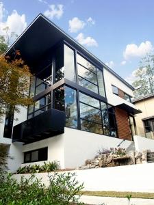 Liotta Residence; Architect, Dencity; Designer, Habachy Designs- 2010 Modern Atlanta Home Tour