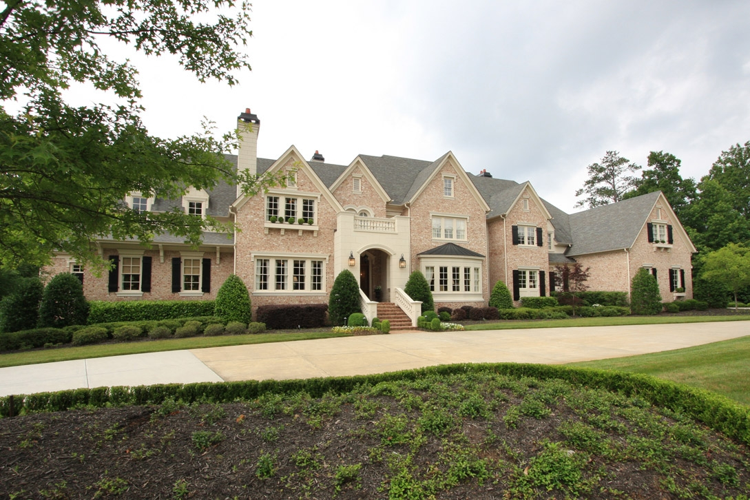 Featured Home Magnificent Roswell Estate Bill Rawlings